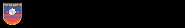 Schützenverein Vorwalsrode von 1906 e.V.
