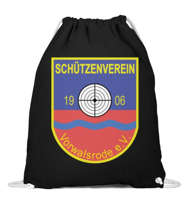 Sportbeutel Schützenverein Vorwalsrode - Baumwoll Gymsac-16