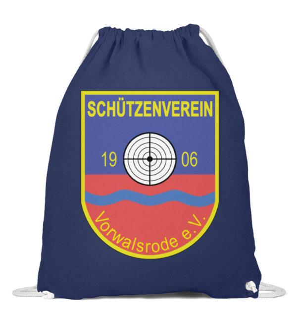 Sportbeutel Schützenverein Vorwalsrode - Baumwoll Gymsac-6057