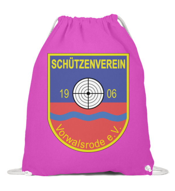 Sportbeutel Schützenverein Vorwalsrode - Baumwoll Gymsac-712