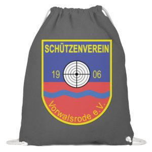 Sportbeutel Schützenverein Vorwalsrode - Baumwoll Gymsac-6760