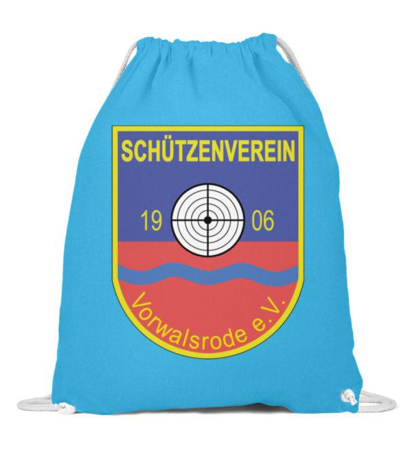 Sportbeutel Schützenverein Vorwalsrode - Baumwoll Gymsac-6242