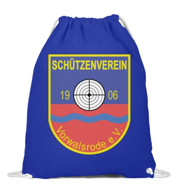 Sportbeutel Schützenverein Vorwalsrode - Baumwoll Gymsac-6232