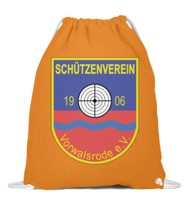 Sportbeutel Schützenverein Vorwalsrode - Baumwoll Gymsac-20