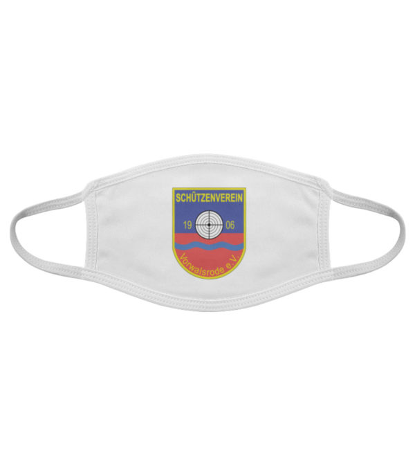 Behelfs-Maske Schützenverein Vorwalsrode - Gesichtsmaske-7019