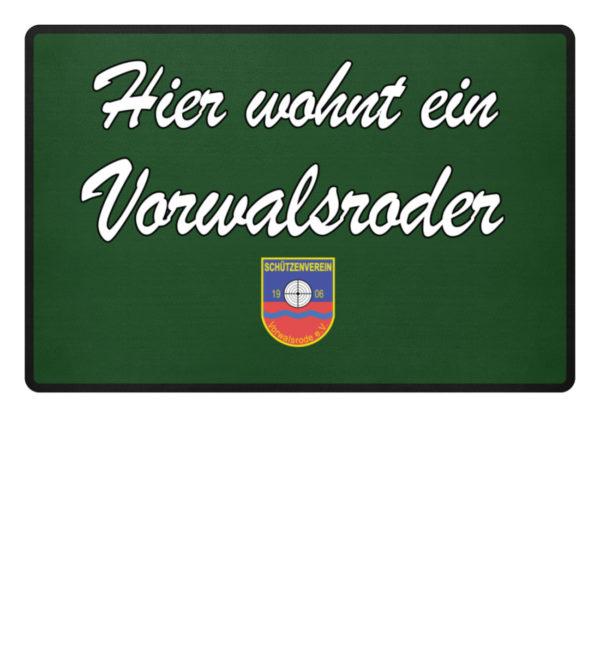 Fußmatte - Vorwalsroder - Fußmatte-833